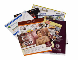 Leaflet Printing Manufacturer in Chandigarh