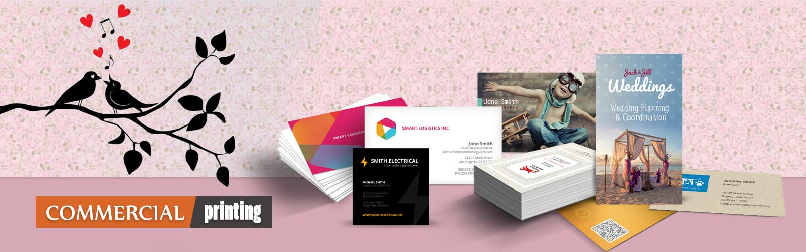 Commercial Printing Manufacturer in Delhi