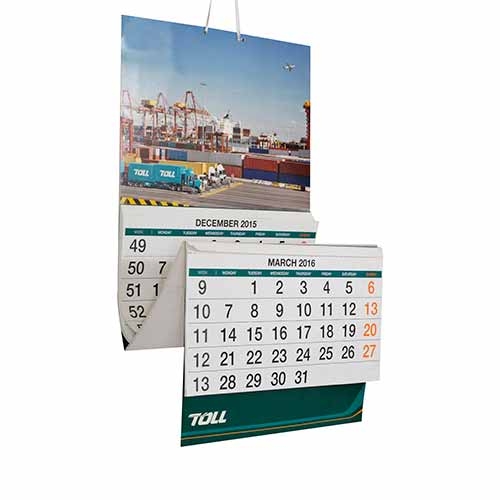 Wall Calendar Printing in Chandigarh