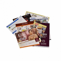 Leaflet Printing in Chandigarh